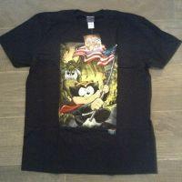 8 South Park t shirts. Small, Medium, Large, XL and XXL