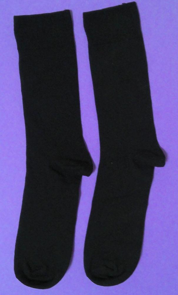40 Pairs of Mens Hamburger Socks No Tags 40p