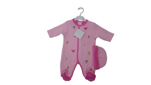 10 Bebe Bonito  Pink Forest Friends 2 Piece Gift Sets