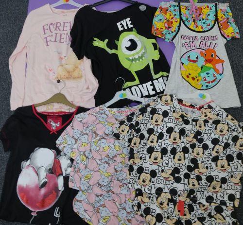 New Product 11 ladies nightwear just £2.65 each