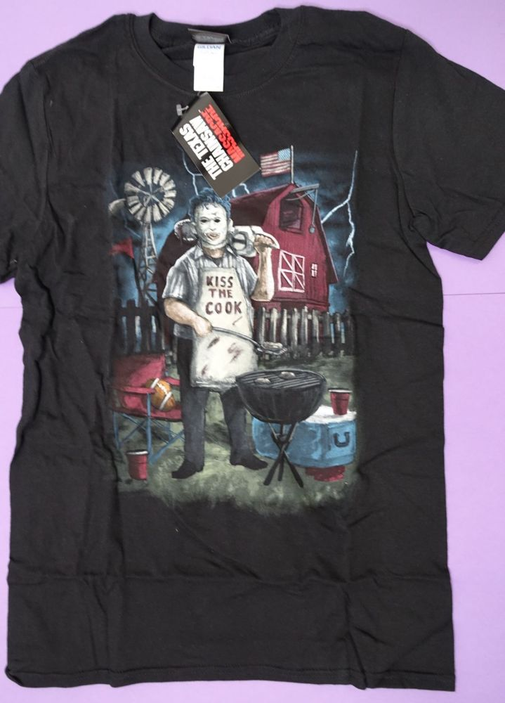 New Product 6 the texas chainsaw massacre  t shirts £3.00 each size small a