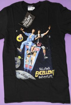 12 bill and ted's excellent adventure t shirts just £2.65 each