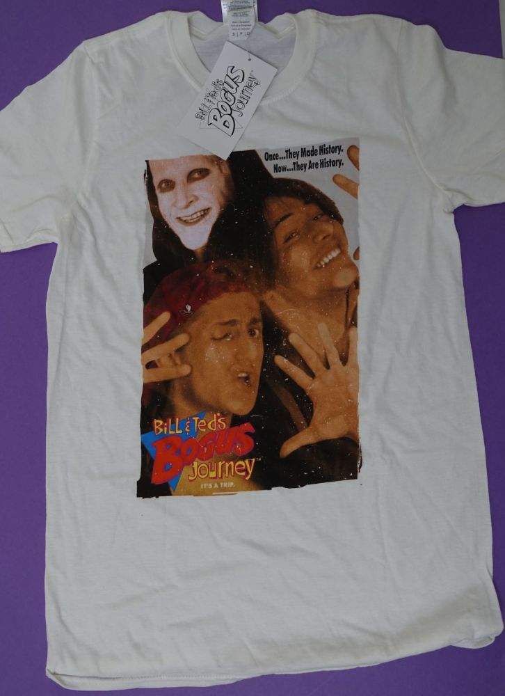 New Product 12 bill and ted's excellent adventure t shirts just £2.65 each