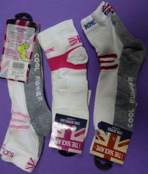 20 pro running socks just £1.50 each