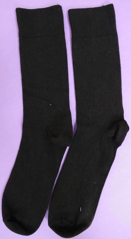 New Product deal!!! 50 unisex good for school black ankle socks just 30p ea