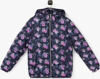 12 Ex Store Padded Blue Floral Jackets
