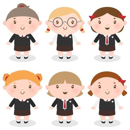Girls Schoolwear