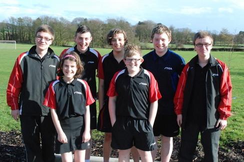 NJL Teams 2012