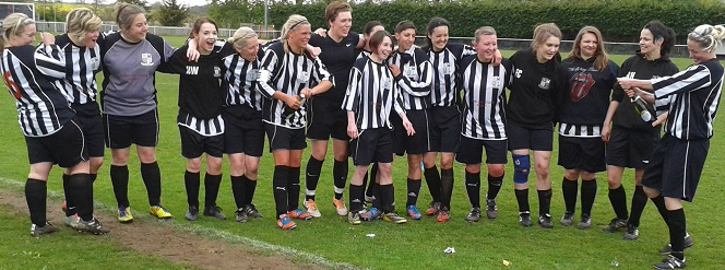 Long Melford Ladies