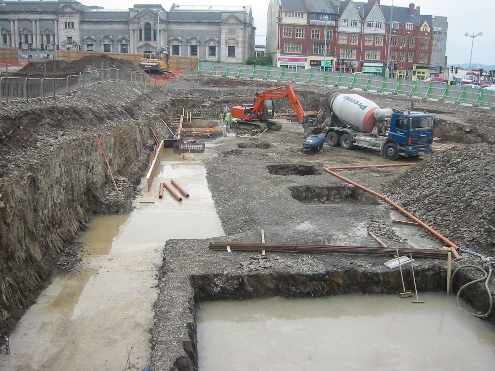 Site Engineering in Plymouth