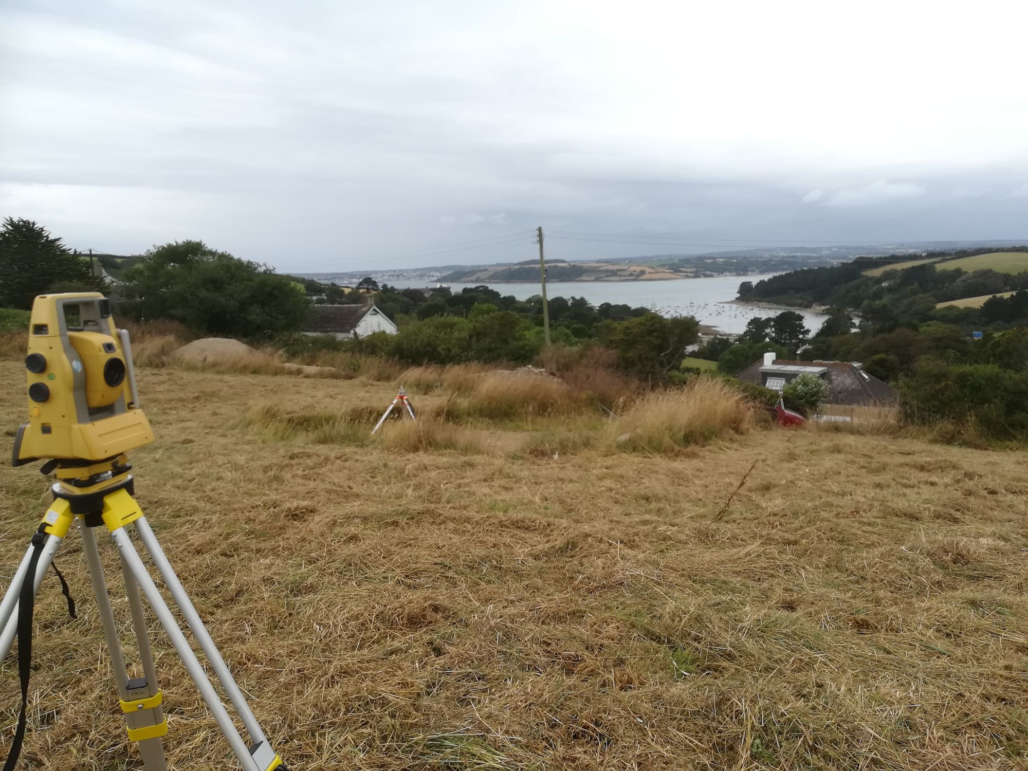 Land Survey in Cornwall