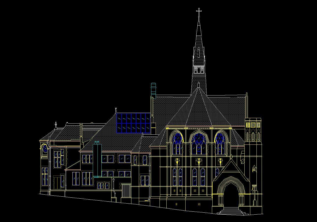 Elevation of Teignmouth United Reformed Church, Teignmouth, Devon
