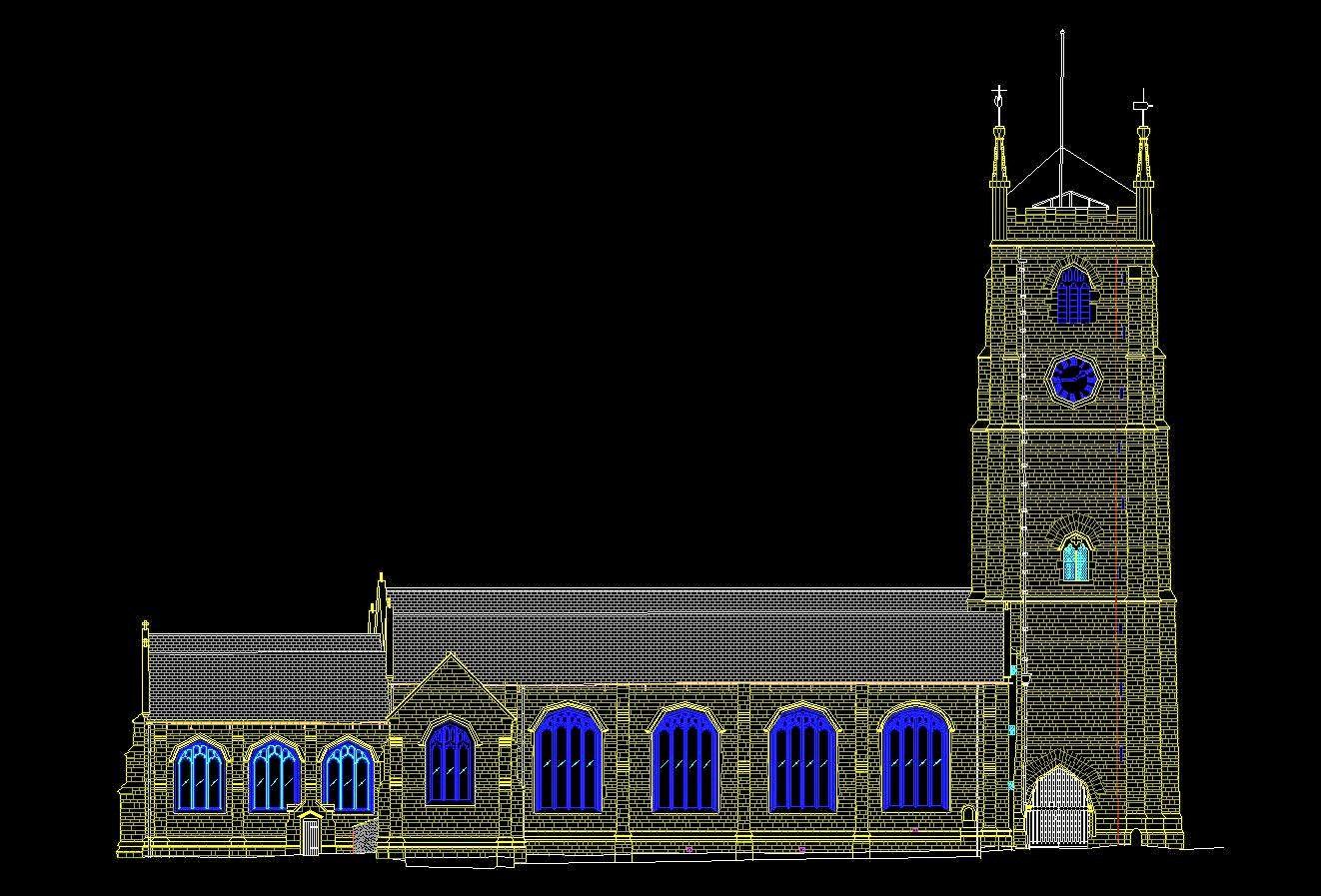 St Eustachius Church, Tavistock, Devon