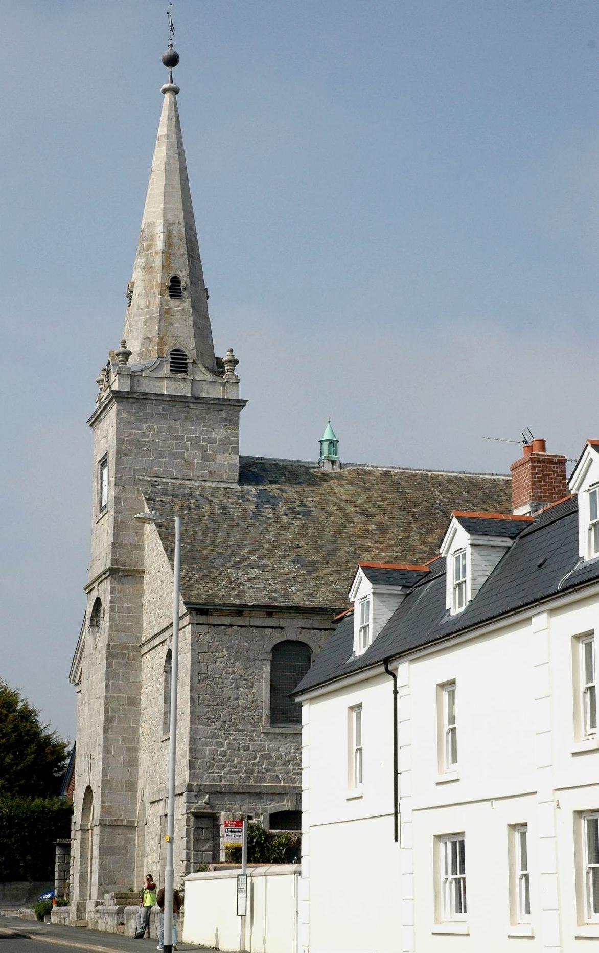 St Aubyn's Church, Plymouth