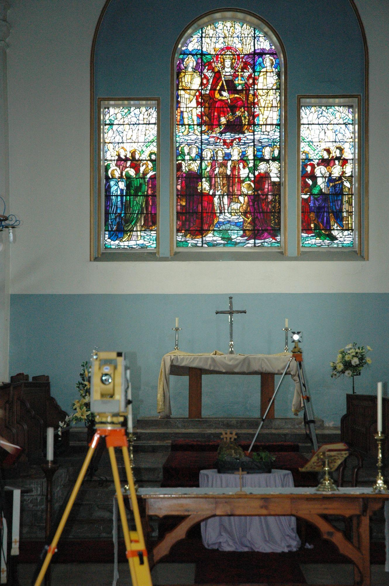 St Aubyn's Church interior, Plymouth, Devon