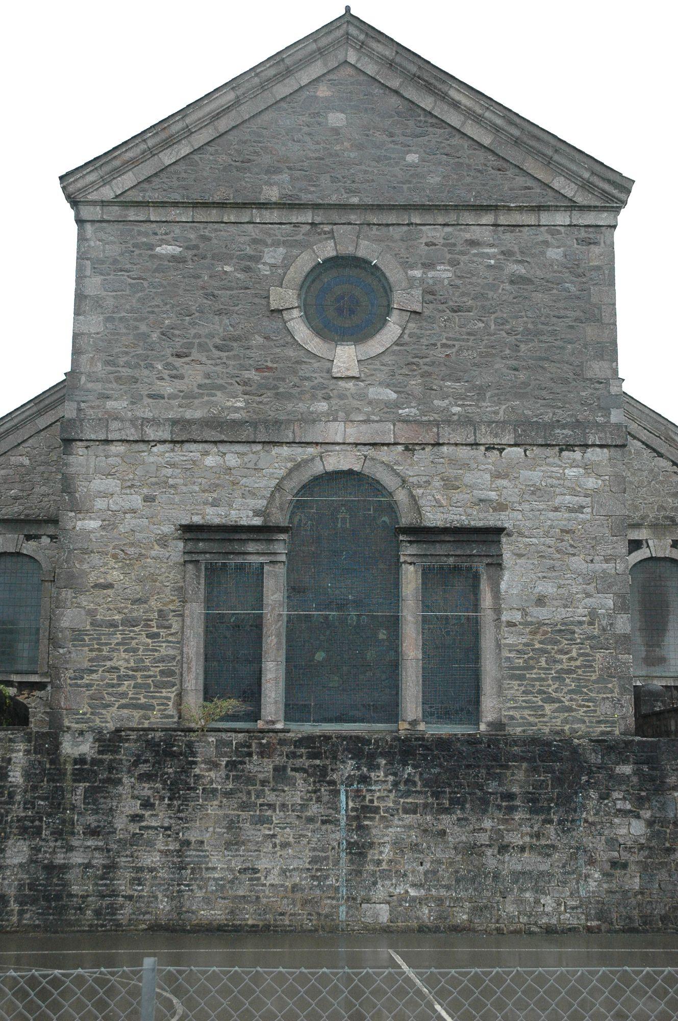 St Aubyn's Church rear, Plymouth, Devon