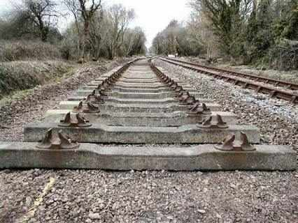 Laying Track