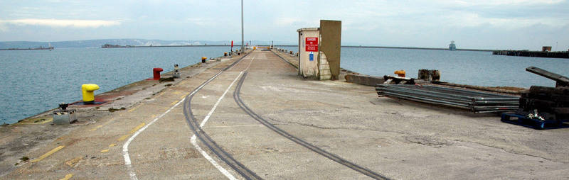 Portland Harbour Jetty 03