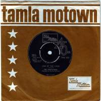 TEMPTATIONS - LAW OF THE LAND - TMG 866