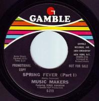 MUSIC MAKERS - SPRING FEVER - GAMBLE DEMO