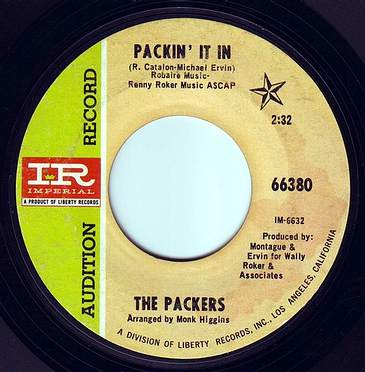 PACKERS - PACKIN' IT IN - IMPERIAL DEMO