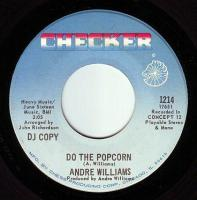 ANDRE WILLIAMS - DO THE POPCORN - CHECKER DEMO