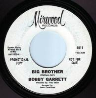 BOBBY GARRETT - BIG BROTHER - MIRWOOD DEMO