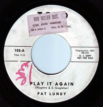 PAT LUNDY - PLAY IT AGAIN - TOTO DEMO