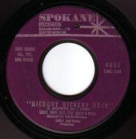 BABY JANE & THE ROCK-A-BYES - HICKORY DICKERY DOCK - SPOKANE