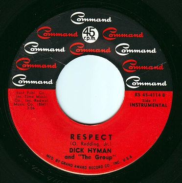 DICK HYMAN - RESPECT - COMMAND