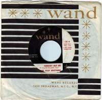 ISLEY BROTHERS - NOBODY BUT ME - WAND