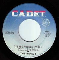 STEREO'S - STEREO FREEZE - CADET