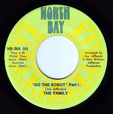 FAMILY - DO THE ROBOT - NORTH BAY