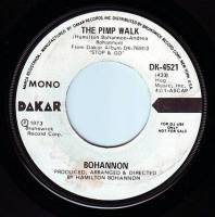 BOHANNON - THE PIMP WALK - DAKAR DEMO