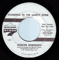 ROSCOE ROBINSON - STANDING IN THE SAFETY ZONE - SS7 DEMO