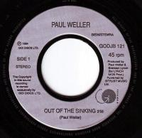 PAUL WELLER - OUT OF THE SINKING - GO DISCS
