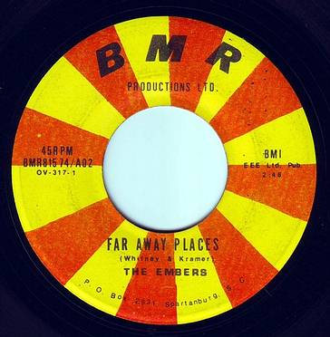 EMBERS - FAR AWAY PLACES - BMR