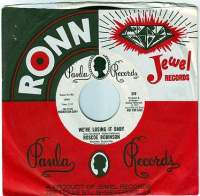ROSCOE ROBINSON - WE'RE LOSING IT BABY - PAULA DEMO