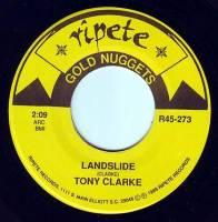 TONY CLARKE - LANDSLIDE - RIPETE