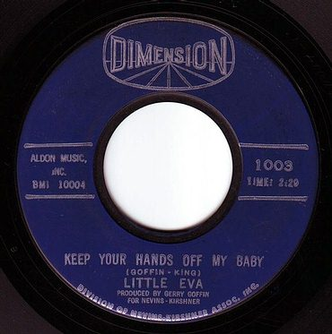 LITTLE EVA - KEEP YOUR HANDS OFF MY BABY - DIMENSION