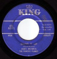 JAMES BROWN - BRING IT UP - KING