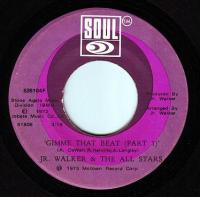 JR. WALKER & THE ALL STARS - GIMME THAT BEAT - SOUL