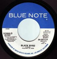 DONALD BYRD - BLACK BYRD - BLUE NOTE