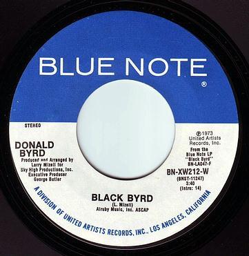DONALD BYRD - BLACK BYRD - BLUE NOTE