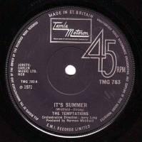 TEMPTATIONS - IT'S SUMMER - TMG 783
