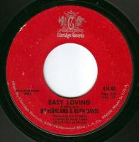 BO KIRKLAND & RUTH DAVIS - EASY LOVING - CLARIDGE