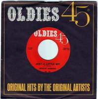 ROSCOE GORDON - JUST A LITTLE BIT - OLDIES 45