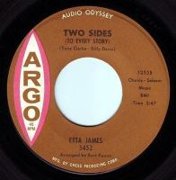 ETTA JAMES - TWO SIDES (TO EVERY STORY) - ARGO