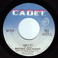 BROTHER JACK McDUFF - AIN'T IT - CADET