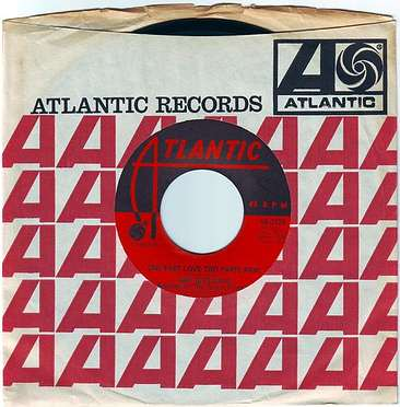 SAM & DAVE - ONE PART LOVE - TWO PARTS PAIN - ATLANTIC